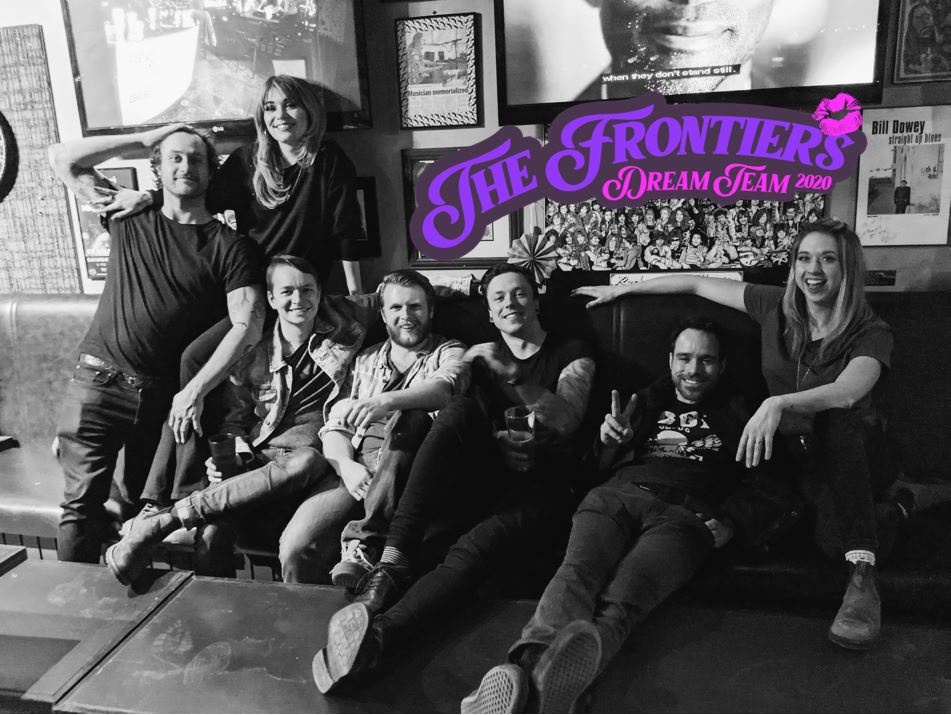 the frontiers 2